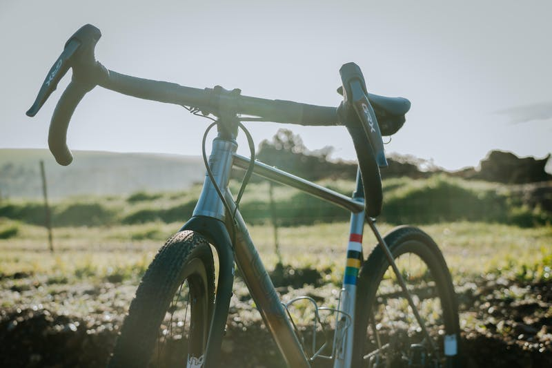 T-Lab North X South Gravel Bike Front